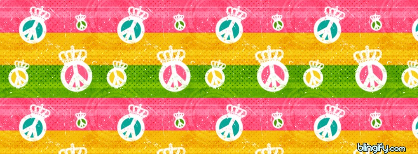 Peaced Crowns facebook cover
