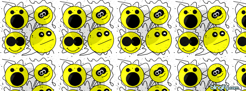 Smiley  facebook cover