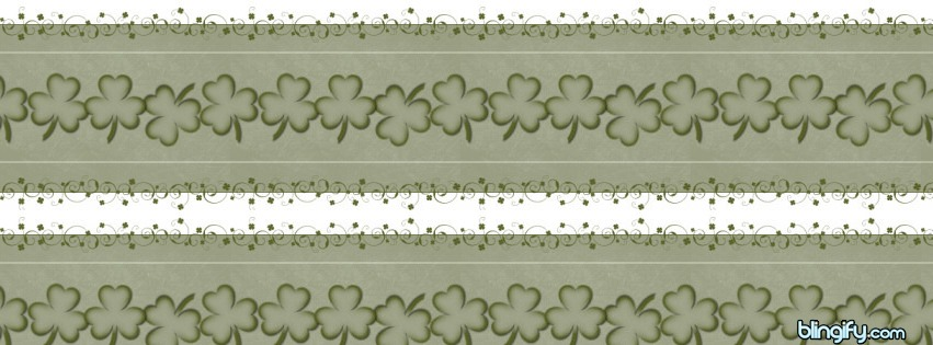 Clover Stripes facebook cover