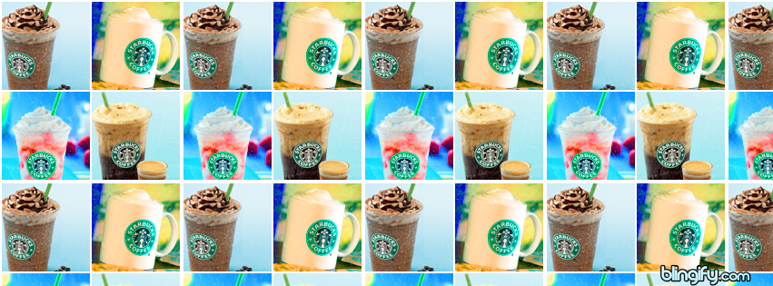 Starbucks facebook cover