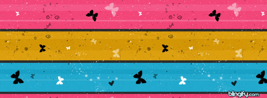 Stripes  facebook cover