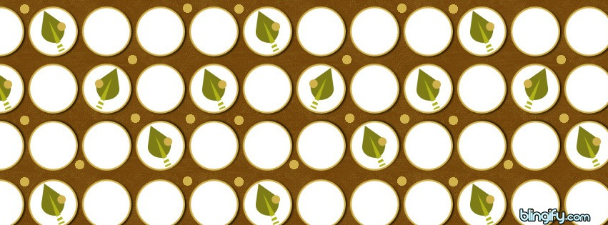 Fall Polkadots facebook cover