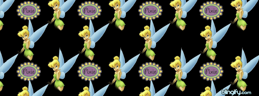 Tinkerbell facebook cover