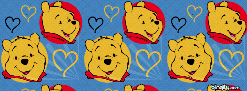 Pooh facebook cover