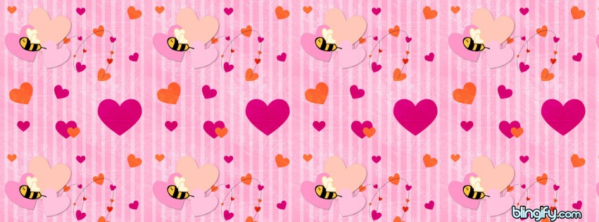 Love Bee facebook cover