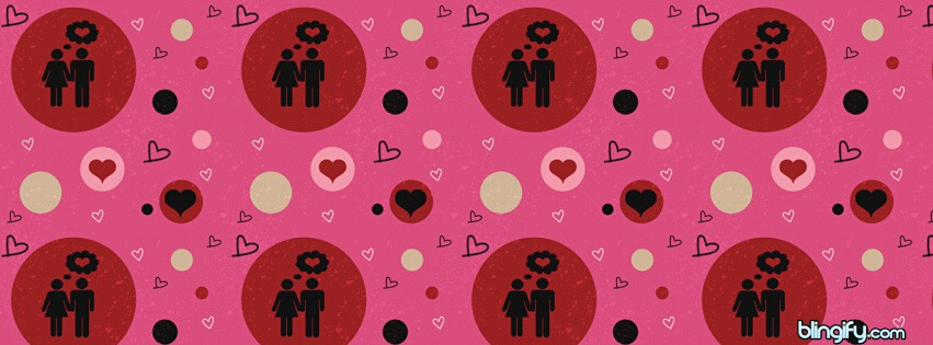 Love Heart facebook cover