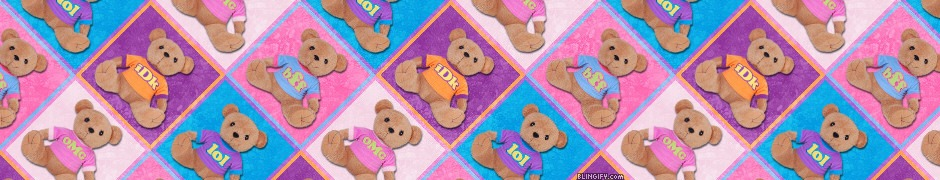 Cute Bears google plus cover