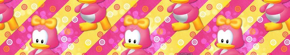 Cute Duck google plus cover
