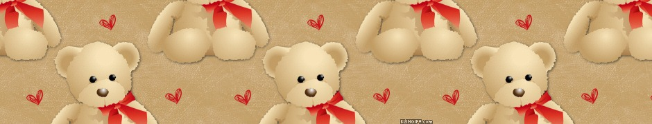 Teddy Bear google plus cover