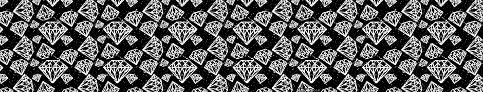 Black And White Diamond google plus cover