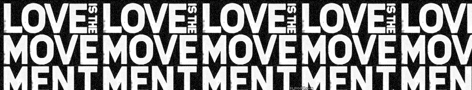 Love Is The Movement google plus cover