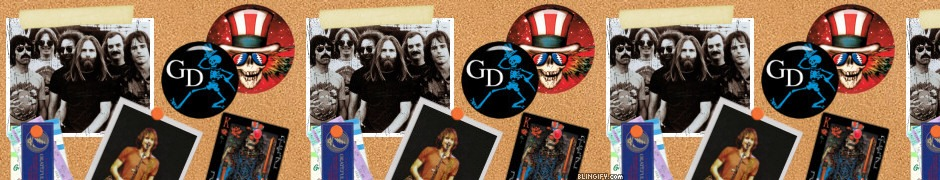Grateful Dead google plus cover