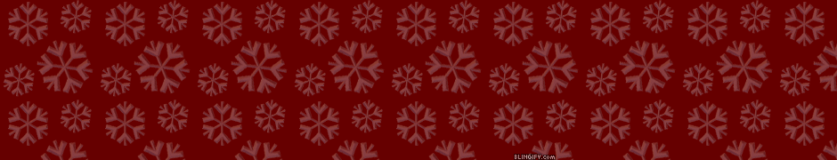 Christmas Snowflakes google plus cover
