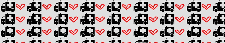 Ambulance Heart google plus cover