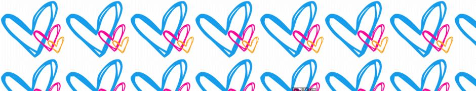 Triple Hearts google plus cover