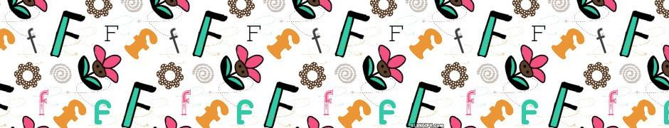Cute F google plus cover