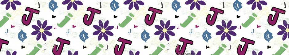 Cute J google plus cover
