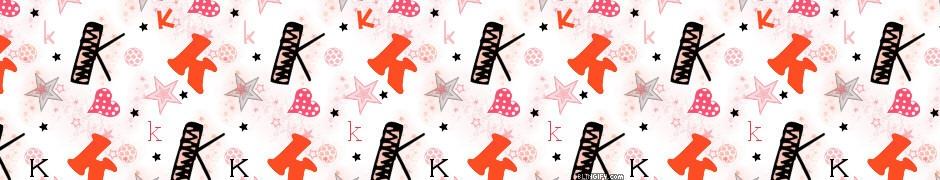 Cute K google plus cover