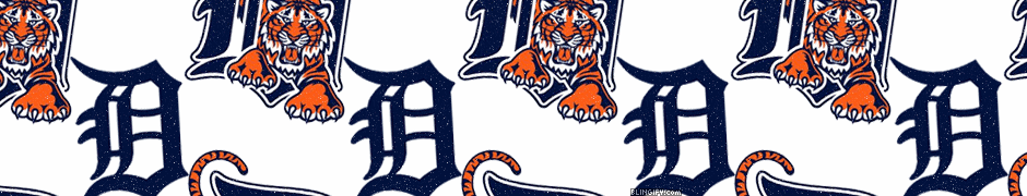 Detroit Tigers google plus cover
