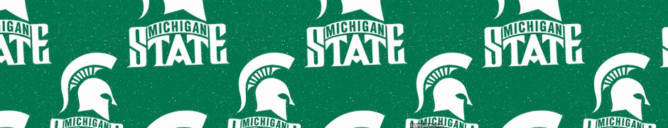 Michigan State Spartans google plus cover