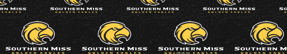 Southern Miss Golden Eagles google plus cover