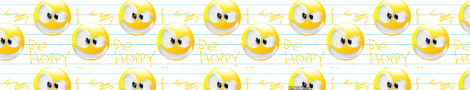 Be Happy google plus cover