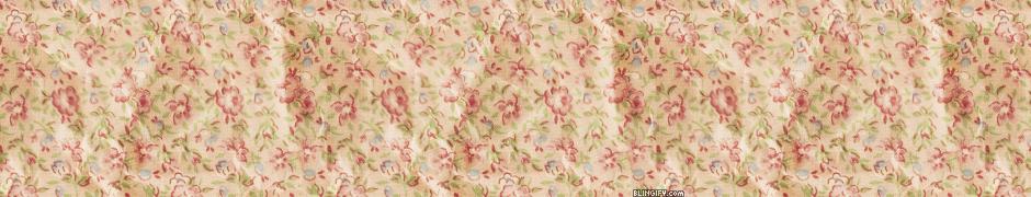 Floral  google plus cover