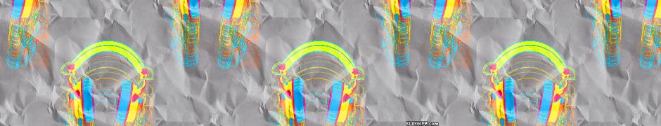 Headphones  google plus cover