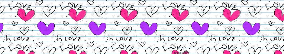 In Love google plus cover