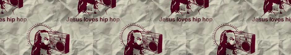 Jesus Hip Hop  google plus cover