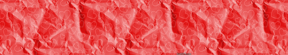 Red Hearts  google plus cover