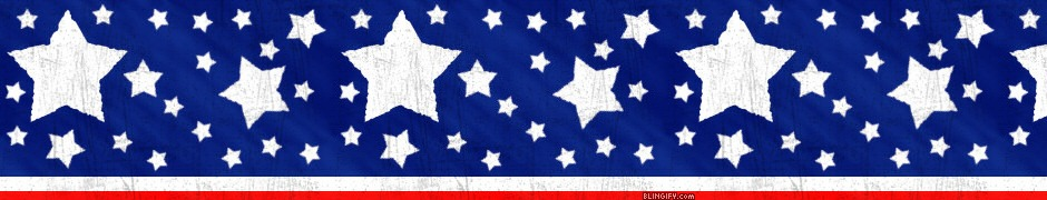 Stars And Stripes google plus cover