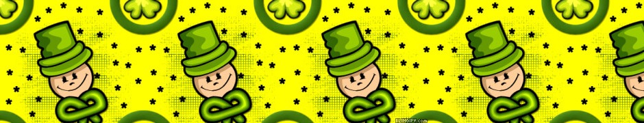 Leprechaun google plus cover
