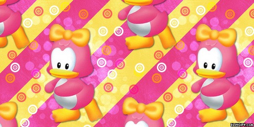 Cute Duck google plus cover