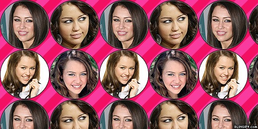 Mileycyrus google plus cover