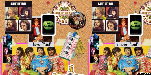 Beatles google plus cover