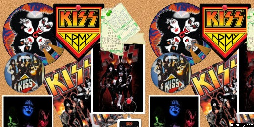 Kiss google plus cover