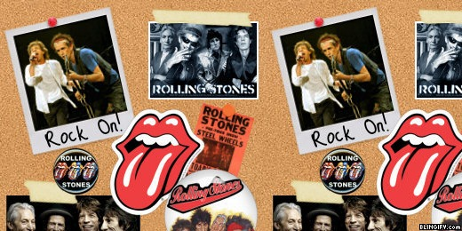 Rolling Stones google plus cover