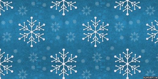 Snowflakes google plus cover