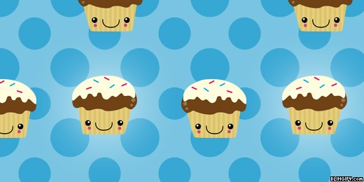 Cupcakes google plus cover
