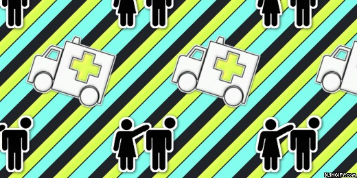 Ambulance google plus cover