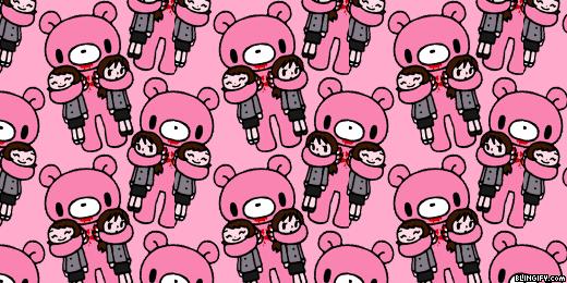 Cute Bear google plus cover