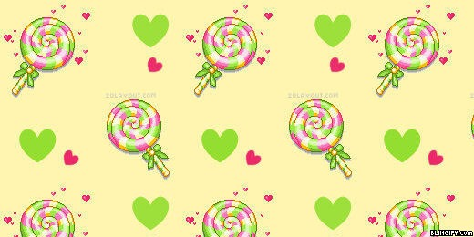 Cute Lollipop google plus cover