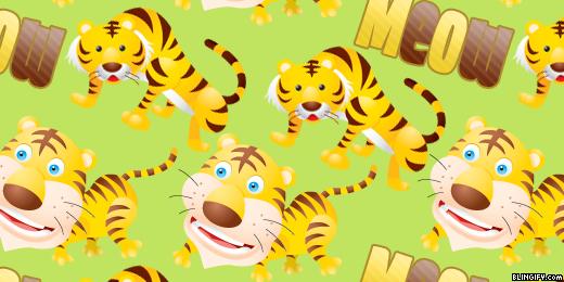 Tiger google plus cover