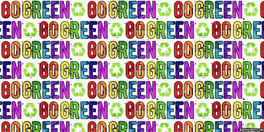 Green  google plus cover