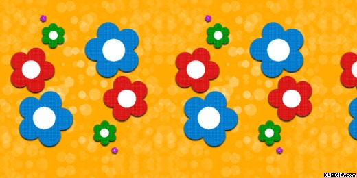 Fun Flowers google plus cover