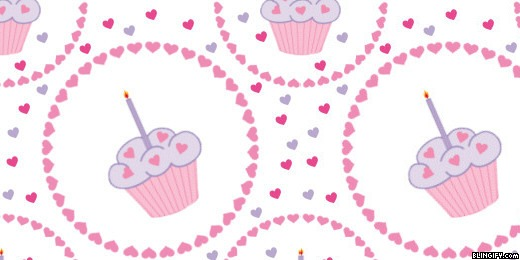 Cupcake google plus cover