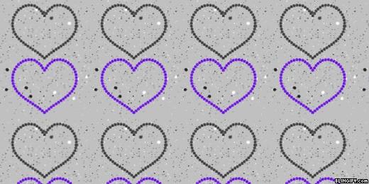 Double Heart google plus cover