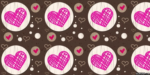 Heartdots google plus cover