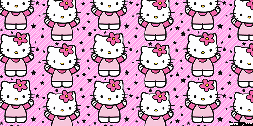 Hello Kitty google plus cover